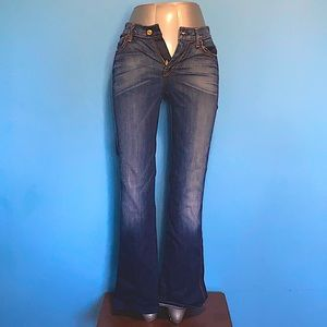 Mid Rise Boot Cut Jean- 7 for all Mankind